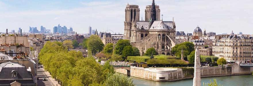 monuments visités de Paris