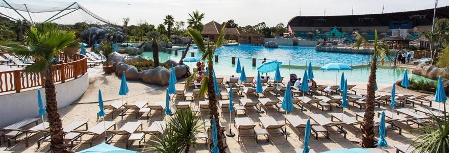 hotel avec parc aquatique