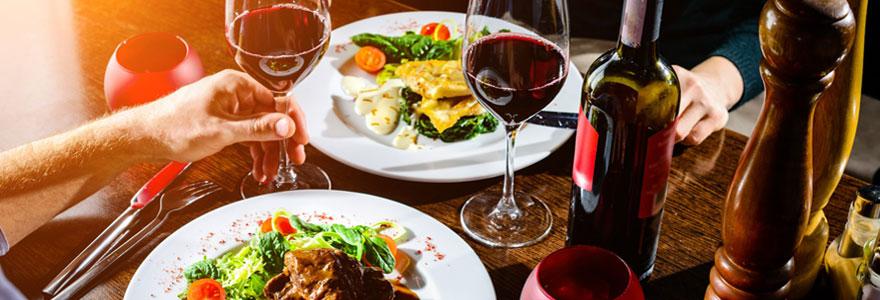 Recherche de restaurants à Lyon 2
